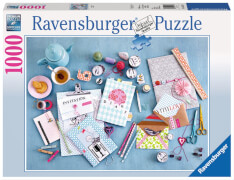 Ravensburger 195718  Puzzle Do it Yourself 1000 Teile