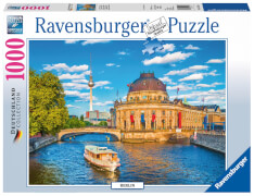 Ravensburger 197026 Puzzle Berlin Museumsinsel 1000 Teile