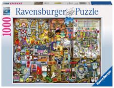 Ravensburger 197101 Puzzle Erfindergeist 1000 Teile