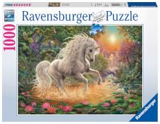 Ravensburger 19793 Puzzle: Mystisches Einhorn 1000 Teile