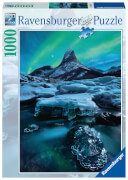 Ravensburger 19830 Puzzle: Stetind in Nord-Norwegen 1000 Teile