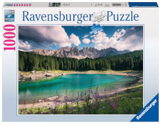 Ravensburger 19832 Puzzle: Dolomitenjuwel 1000 Teile