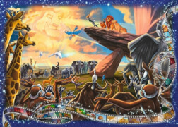 Ravensburger 197477 Puzzle König der Löwen 1000 Teile