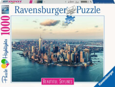 Ravensburger 14086 Puzzle New York 1000 Teile