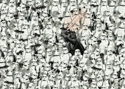 Ravensburger 14989 Puzzle Challenge Star Wars 1000 Teile
