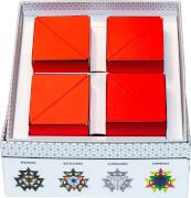 GeoBender® Cube 4er Geschenkbox ''Primary''