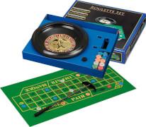 Philos Roulette Set mit Kunststoff-Teller 30 cm