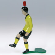 TIPP-KICK Kicker gelb runder Fuss