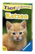 Ravensburger 20421 Quartett Katzen