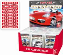 ASS Quartett - Super Speed, sortiert