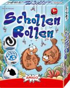 AMIGO 01754 Schollen Rollen, Würfelspiel, für 2-8 Spieler, Spieldauer: ca. 20 Min, ab 8 Jahren