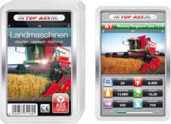 ASS TOP ASS® Landmaschinen. Kartenspiel