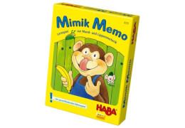 HABA - Mimik Memo, für 2-6 Spieler, ca. 10 min, ab 3 Jahren