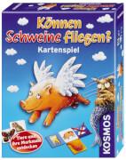 Kosmos Können Schweine fliegen Kartenspiel