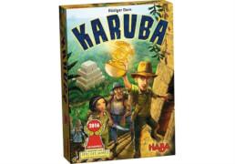 HABA - Karuba Das Kartenspiel, für 2-6 Spieler, ca. 15 min, ab 8 Jahren