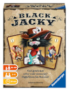 Ravensburger 20784 Black Jacky