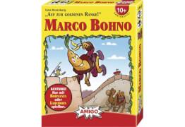AMIGO 01801 Marco Bohno, Kartenspiel, für 1-7 Spieler, Spieldauer: ca. 45 Min, Für Kinder ab 10 Jahren