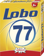 AMIGO 03910 Lobo 77, Kartenspiel, für 2-8 Spieler, ab 8 Jahren