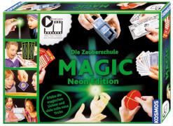 KOSMOS Zauberschule Magic  Neon Edition