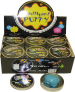 Intelligente Knete Glow in the Dark 50 g