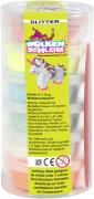 Wolkenschleim® Glitter-Set 6 Dosen á 14 Gramm