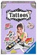 Ravensburger 182503  Tattoos romantic Bastelset
