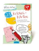 Krickel-Krakel Krickelkarten