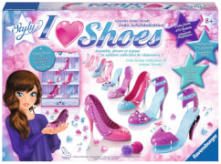 Ravensburger 185351  So Styly I Love Shoes