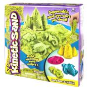 Kinetic Sand Box Set Grün 454 g