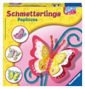 Ravensburger 182169 Papier-Schmetterlinge, Bastelset