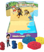 Spin Master Kinetic Sand Paw Patrol Character Play