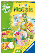 Ravensburger 18341 Mosaic Junior 4+: Horses