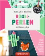 Coppenrath Verlag 94792 100% selbst gemacht - Buch ''Ruck, zuck kreativ: Bügelperlen mit Anstecknadeln'', ab 6 Jahren