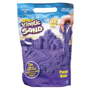 Spin Master Kinetic Sand Colour Bag Lila 907 Gramm