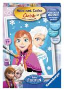 Ravensburger 279876 Disney Frozen - Die Eiskönigin Malen nach Zahlen Elsa & Anna