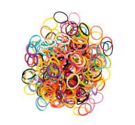Rainbow Loom Gummibänder Jelly Mix 600 Stück
