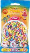 HAMA Perlen, pastell gemischt, 1.000 Stück