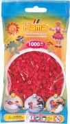HAMA 209-29 Bügelperlen Midi - Violettrot 1000 Perlen, ab 5 Jahren