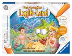 Ravensburger 5260  tiptoi® - Das versunkene Logik-Land