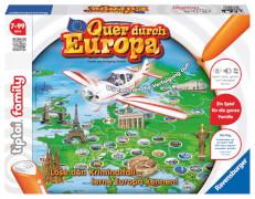 Ravensburger 5796 tiptoi® - Quer durch Europa