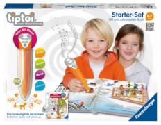 Ravensburger 5062 tiptoi® - Starter-Set: Stift und Jahreszeiten-Buch