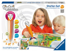 Ravensburger 5086 tiptoi® - Starter-Set: Stift und Bilderlexikon Tiere