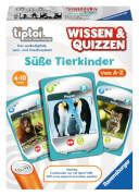 Ravensburger 00767 tiptoi® Wissen & Quizzen Süße Tierkinder