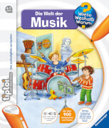 Ravensburger 5833 tiptoi® Wieso? Weshalb? Warum? - Die Welt der Musik