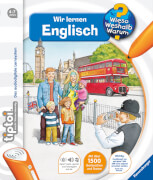 Ravensburger 5857 tiptoi® Wieso? Weshalb? Warum? - Wir lernen Englisch