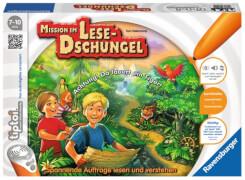 Ravensburger 5222  tiptoi® - Mission im Lesedschungel