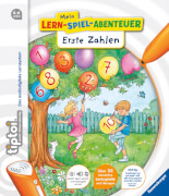 Ravensburger 6205 tiptoi® - Mein Lern-Spiel-Abenteuer: Erste Zahlen
