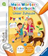 Ravensburger 006748 tiptoi® Wörter-Bilderbuch, Interaktives Lern-Spiel-Abenteuer