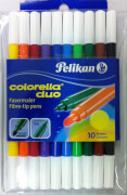 Pelikan Fasermaler Colorella Duo, 10 Stück