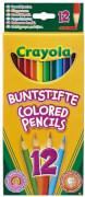 Crayola Buntstifte 12 Stück